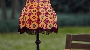 solvinden led solar powered table lamp orange0478148pe617307s4 jpg