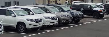 2018 toyota japan. beautiful toyota 2018 toyota land cruiser prado facelift  to toyota japan