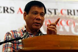 Image result for duterte