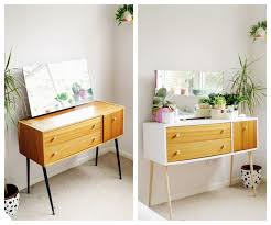 Models Makeover Furniture Skip The White Paint Inside Perfect Design