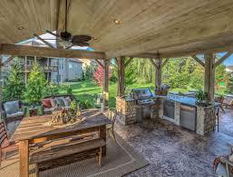 outdoor living rooms screen rooms