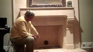 Nantucket Homes - Fireplace Design: Cold Air Supply and Log ...