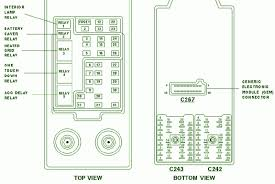 99 ford windstar fuse diagram on 99 download wirning diagrams 2007 ford expedition interior fuse box diagram at 2002 Ford Expedition Fuse Panel Diagram