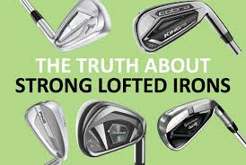 The Truth About Strong Lofted Irons Todays Golfer
