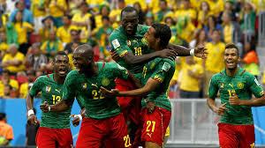 Resultado de imagen para Camerún selección de fútbol