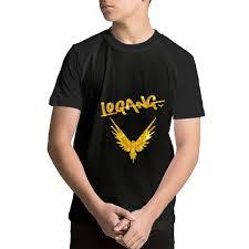 Amazon Com Short Sleeve Youth T Shirts Logan Paul Golden
