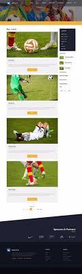joomla football template. Sport Joomla Template Joomla Monster