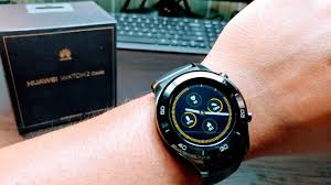 huawei 2 classic. huawei smartwatch 2 classic:⌚️titanium grey with leather band classic