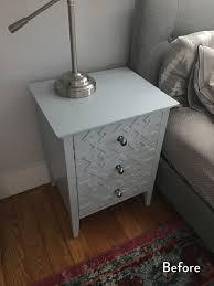 easy diy nightstand upgrade