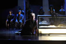 chicago opera review the fall of the house of usher harris theater