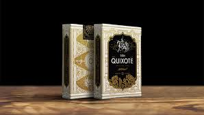 don quixote playing cards inspired by his most renowned work 3 don quixote tuck boxes