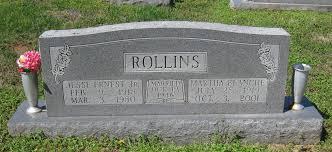 Martha Blanche Jackson Rollins (1919-2001) - Find A Grave Memorial