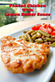 Chart House Recipes Recipe Paneed Chicken With Lemon Butter Sauce Atutudes