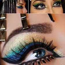 12 cleopatra inspired makeup by style caster