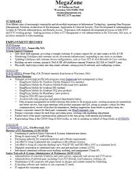 16 Free Sample Security Architect Resumes Best Resumes 2018
