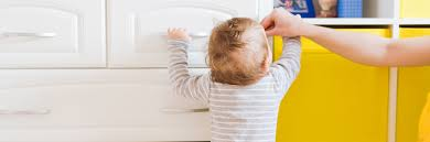 diy baby proofing your home
