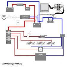 12v 240v camper wiring diagram vw camper pinterest diagram campervan 240v wiring diagram at Campervan 240v Wiring Diagram