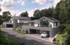 Modern Scandinavian Houses On House