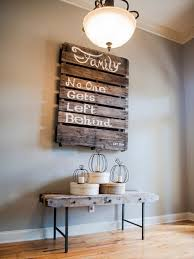 furniture ideas with pallets. Pallets Design Ideas Wall-sign- Family- No One Gets Left Behind Furniture With