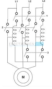 auto transformer starter and variable autotransformer auto transformer construction at Auto Transformer Circuit Diagram