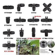 12mm garden hose connectors
