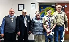 photos of rochester ny chapter sons of the american revolution eagle scout essay contest award presentation 4 2016