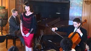 Kari Kirk Singing at Villa Montalvo - YouTube