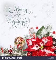 Weihnachten Arrangement Mit Weihnachtsstern Weihnachtsbaum