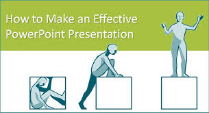 how to make an effective powerpoint presentation speaking about this