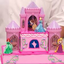 How To Decorate A Disney Princess Happily Ever After Signature Cake