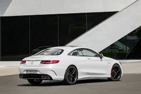 2018 Mercedes-AMG S63 & S65 Coupe And Cabrio Get Nip And Tuck ...