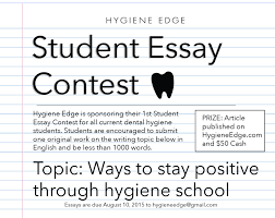 essay for summer student essay contest summer hygiene edge  essay for summer