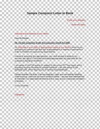 Complain Business Letter Document Complaint Letter Form Template Png Clipart Area