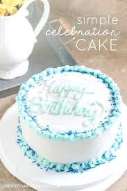 Homemade Birthday Cake Ideas For Husband Easy Cakes Images Chic