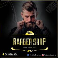 The Barbershop Casablanca Home Facebook