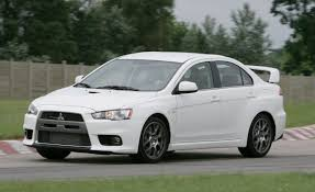 2008 Mitsubishi Lancer Evolution MR – Short Take Road Test – Car ...