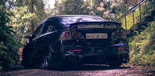 Free loaner vehicle when you purchase new. Bagged 2011 Honda Civic Batmobile Modifiedx