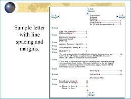 Components Of A Good Cover Letter New Cover Letter Margins As Free Cover Letter Examples 2265