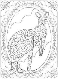 Image Result For Australian Animals Colouring Book Australia Study