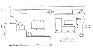 Partition Between Kitchen And Living Room  Interior Design Plan Of Living Room