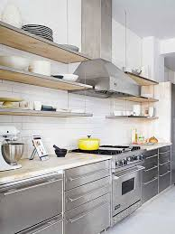 Kitchen Cabinet Color Choices. Stainless Steel ...