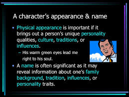 physical appearance essay