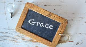 God's Grace is More than Just Forgiveness