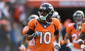 Denver Broncos 2017 Depth Chart Demaryius Thomas Leads Wr
