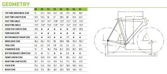 Cannondale Caad12 Size Chart Cannondale Caad12 Disc Dura Ace Road Bike 2019