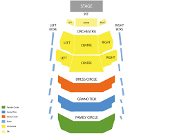 Playhouse Square Cleveland Seating Chart 44 Explanatory State Theatre Cleveland Seating Chart Dress