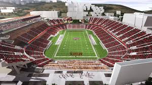 Qualcomm Stadium San Diego State Aztecs Seating Chart Aztec Stadium 250m And 5 Years Away The San Diego Union