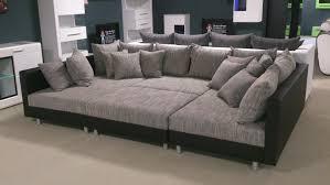 Couch Wohnlandschaft Xxl