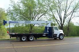 26 28 Ton Crane Boom Truck Rental Truck Utilities