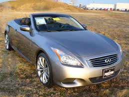 2009 Infiniti G37 Convertible, Used cars for sale in Maryland ...